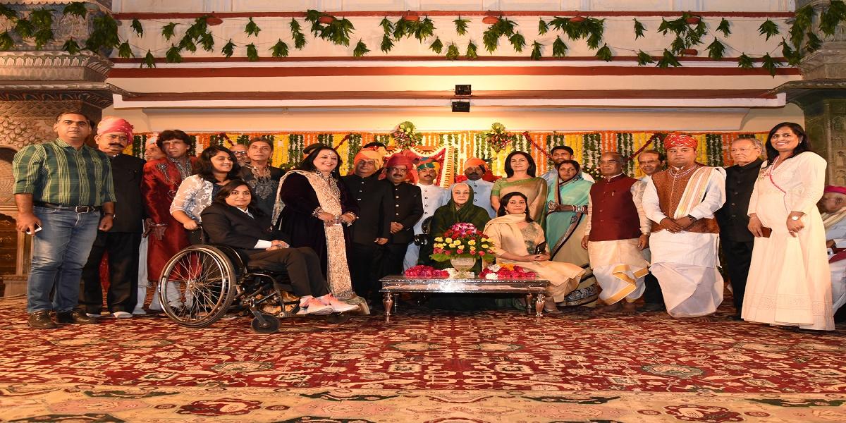 Awards – Royal Jaipur- Explore the Royal Landmarks in Jaipur